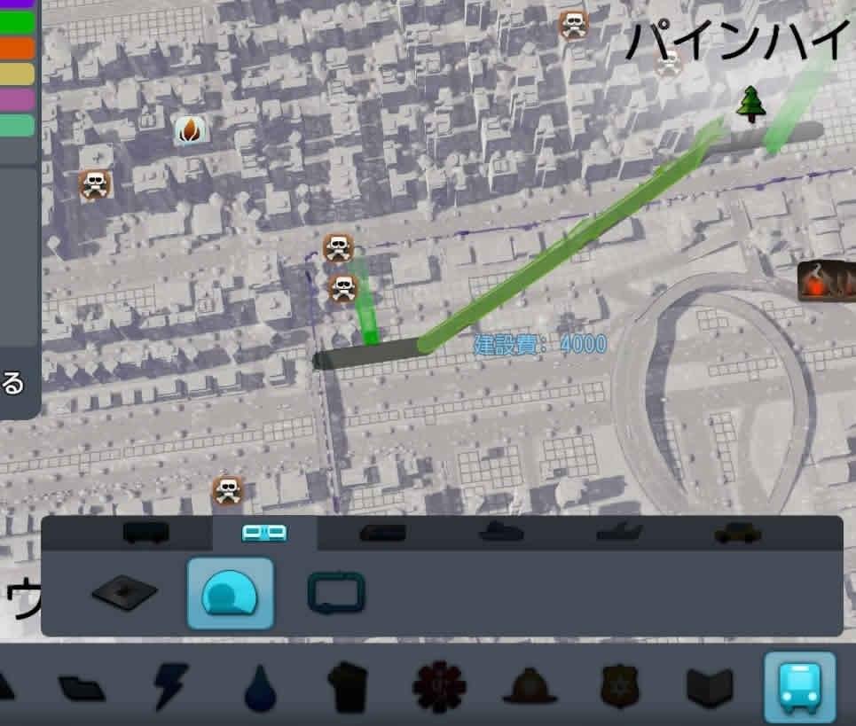 地下鉄路線の引き方2